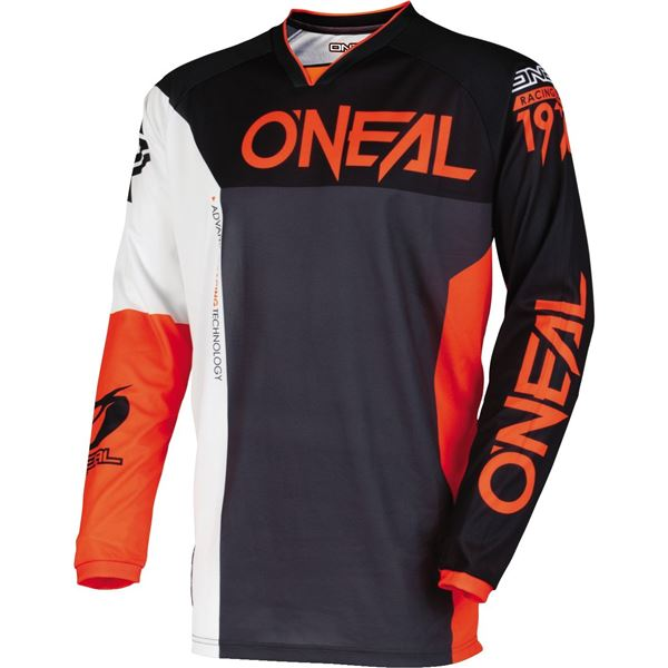 O'Neal Racing Mayhem Lite Split Motocross Jersey