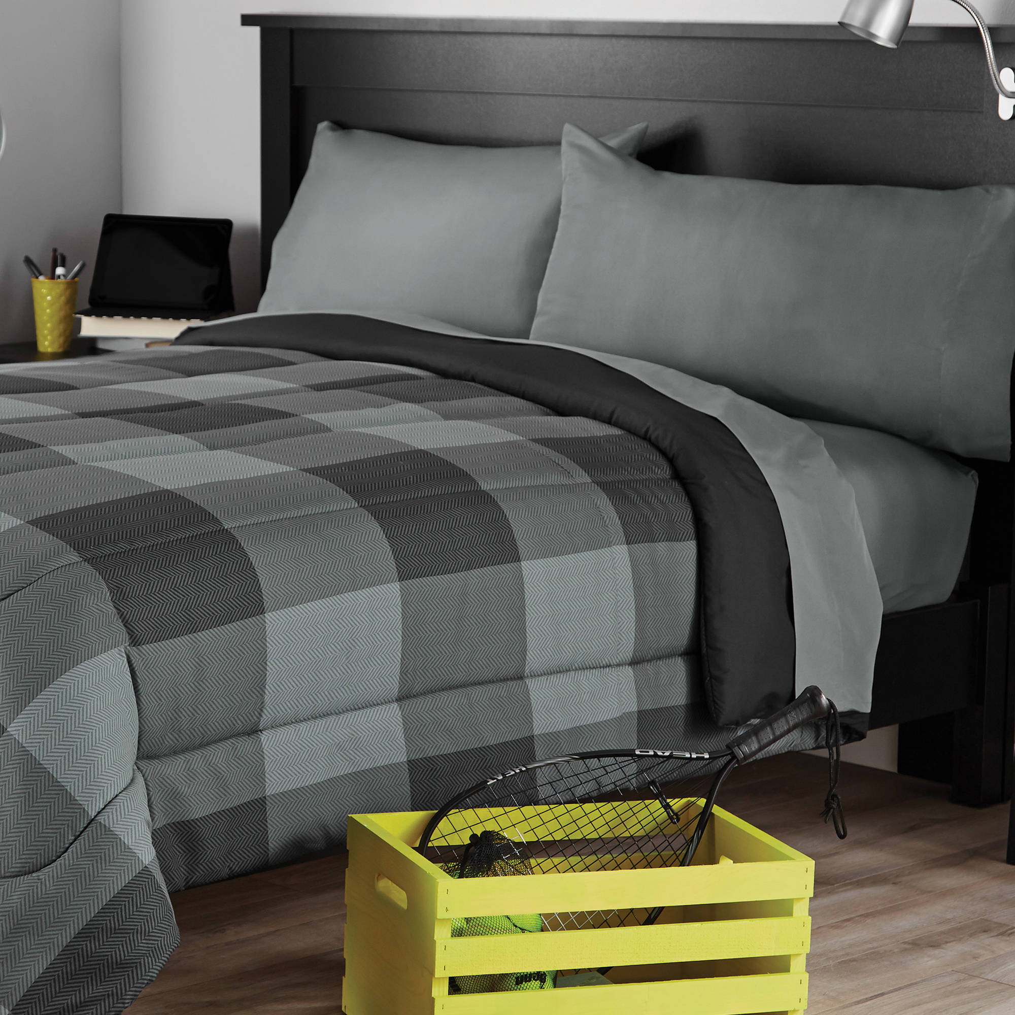 Mainstays Printed Bedding Comforter