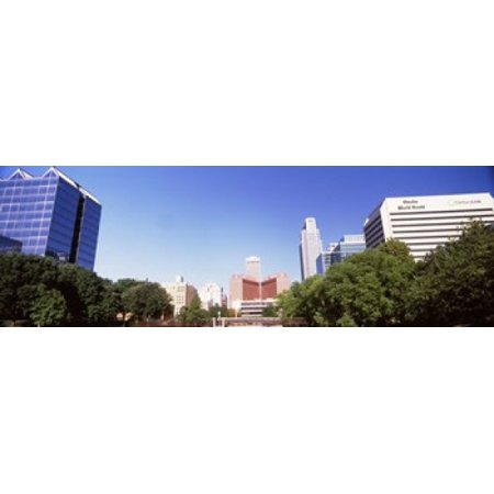 Buildings in a city Qwest Building Omaha Nebraska USA Canvas Art - Panoramic Images (18 x 6)](Party City Omaha)