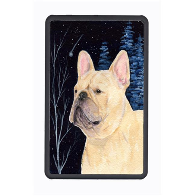 Carolines Treasures SS8441KFC Starry Night French Bulldog Kindle Fire Snap On Case