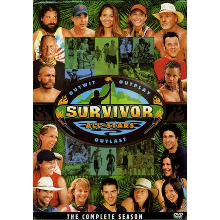Survivor: All Stars - The Complete Season (DVD)
