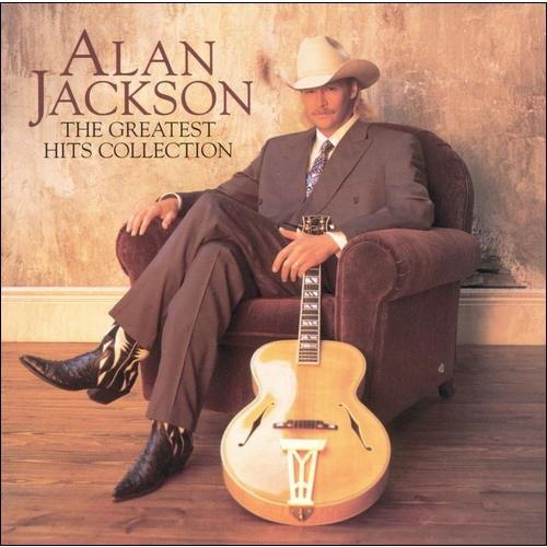 Alan Jackson - The Greatest Hits Collection (CD)
