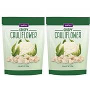 The Snak Yard Crispy Cauliflower (6.5 oz, 1 Bag)-set of 2