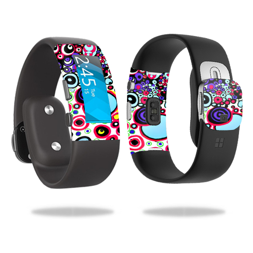 MightySkins Protective Vinyl Skin Decal for Microsoft Band 2 cover wrap sticker skins