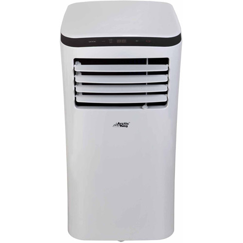 Arctic King WPPH-10CR5 10,000-BTU Portable Air Conditioner, White