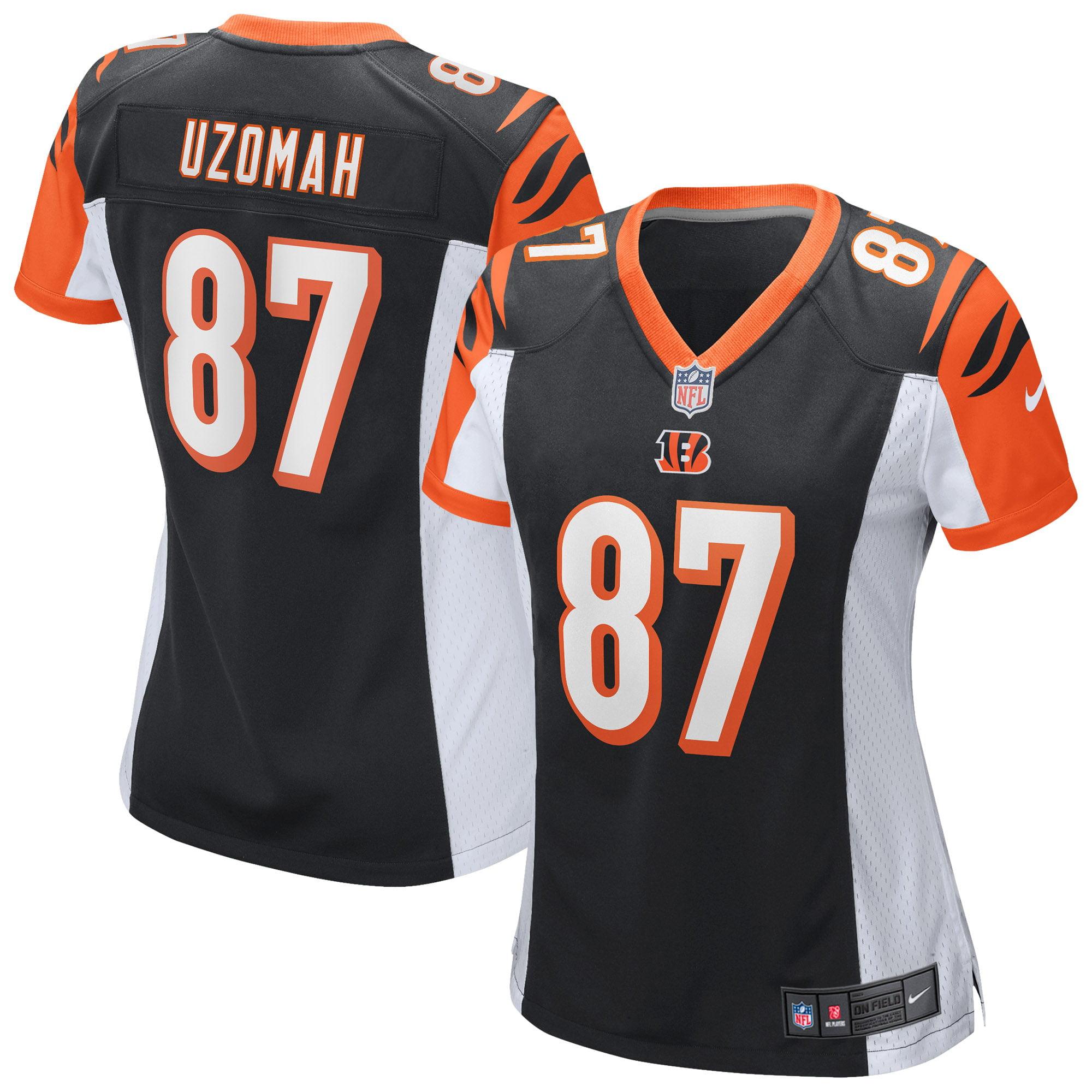 C.J. Uzomah Cincinnati Bengals Nike Women's Game Jersey - Black - Walmart.com