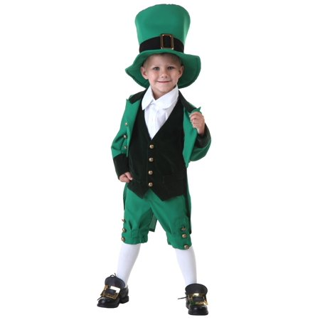 Toddler Leprechaun Costume - Leprechaun Mascot Costume