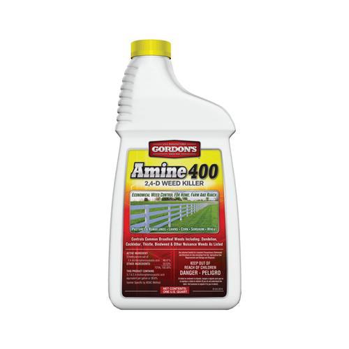 PBI-Gordon 8141082 Amine 400 Weed Killer, 2,4-D, 1-Qt. Co...