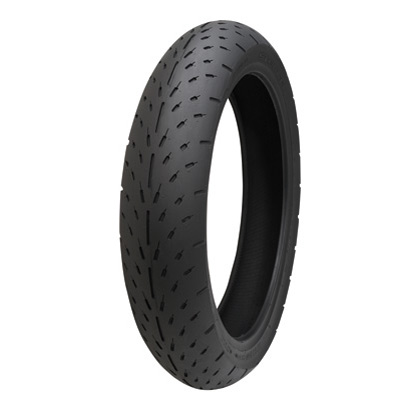 120/70ZR-17 (58W) Shinko 003 Stealth Front Motorcycle Tire for BMW R nineT Racer 2017-2018