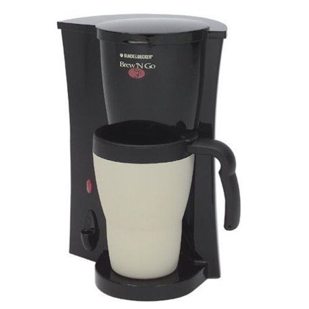 Applica Black & Decker DCM18 B (Black And Decker One Cup Coffee Maker)