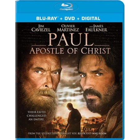 Paul, Apostle of Christ (Blu-ray) (VUDU Instawatch Included)
