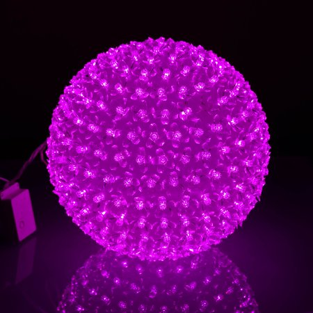 Efavormart Fushia Blooming Cherry Blossom LED Lights For Home and Party Decoration