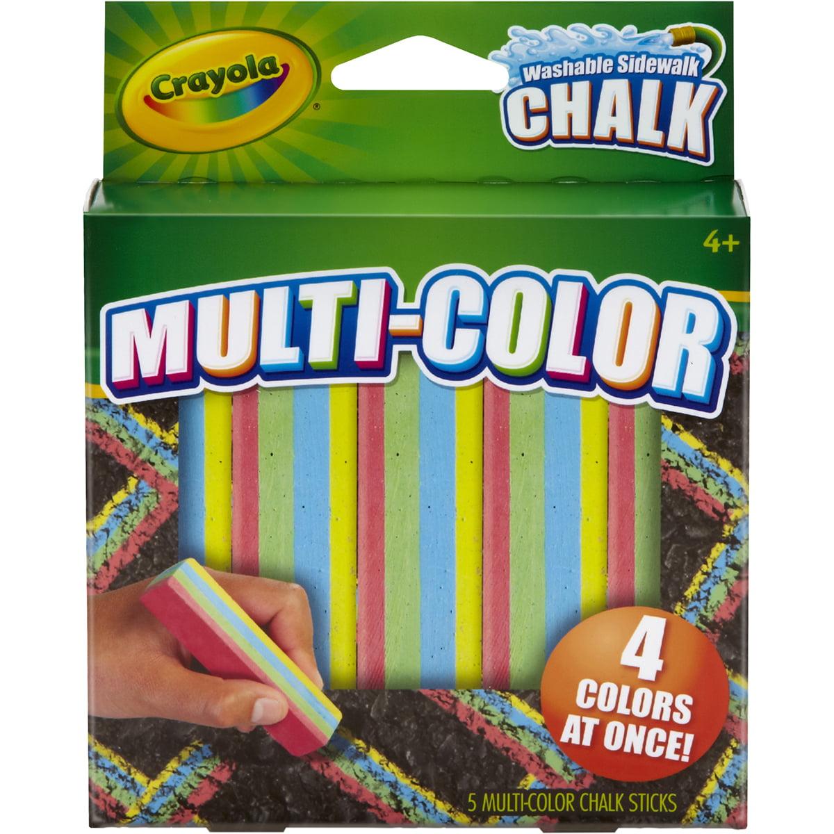 Crayola Multi-Color Chalk by Crayola