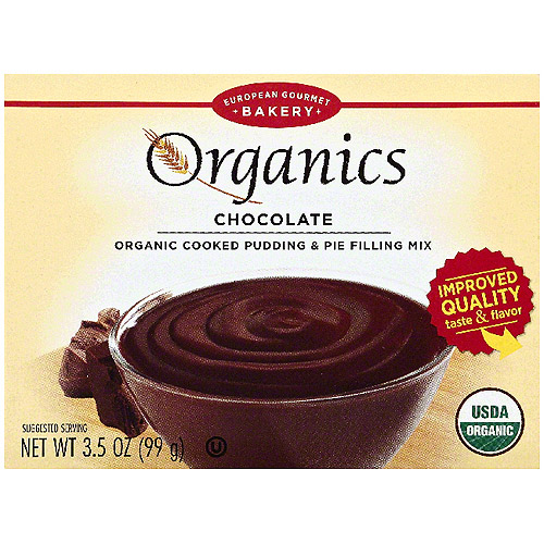 Dr. Oetker Chocolate Pudding Mix, 4.5 oz (Pack of 12)