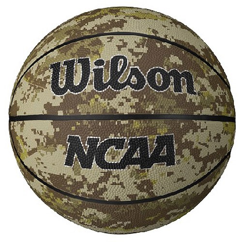 "Click here to buy Wilson NCAA Camo 29.5"" Basketball by Wilson Sporting Goods."