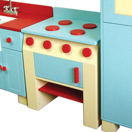 A+ Childsupply Country Kitchen - Stove