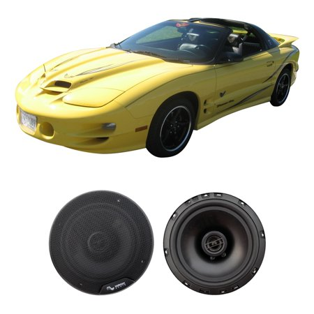 Fits Pontiac Firebird 1993-2002 Rear Side Panel Replacement HA-R65 Speakers New