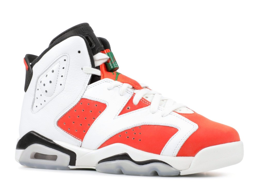 new product 384ba ea7b0 Air Jordan 6 Retro Bg (Gs)  Gatorade  - 384665-145 - Size 4.5Y