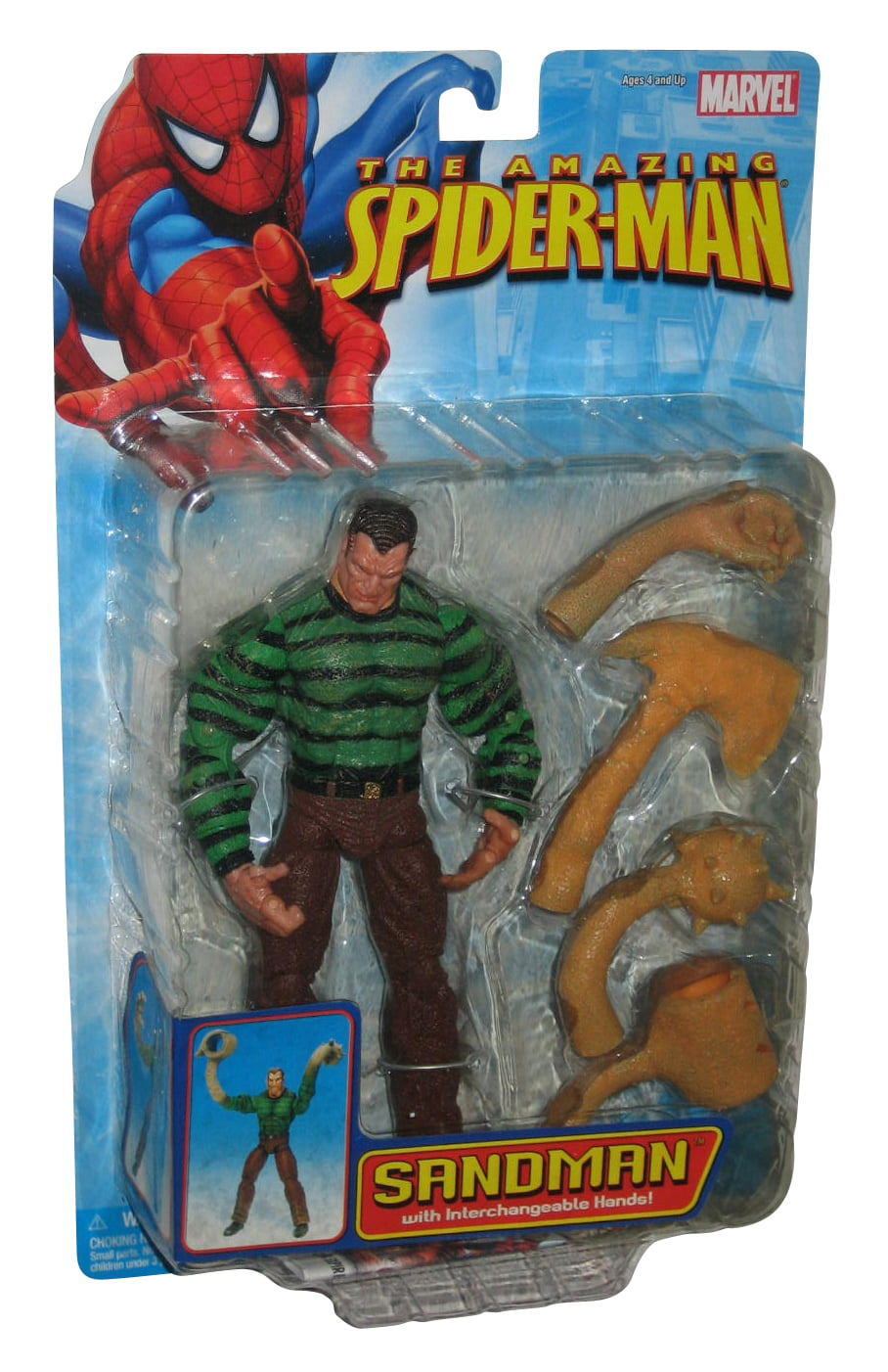 Amazing Spider-Man Novelty Plastic Credit Card