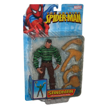 Marvel Amazing Spider-Man Sandman (2006) Toy Biz Figure ...