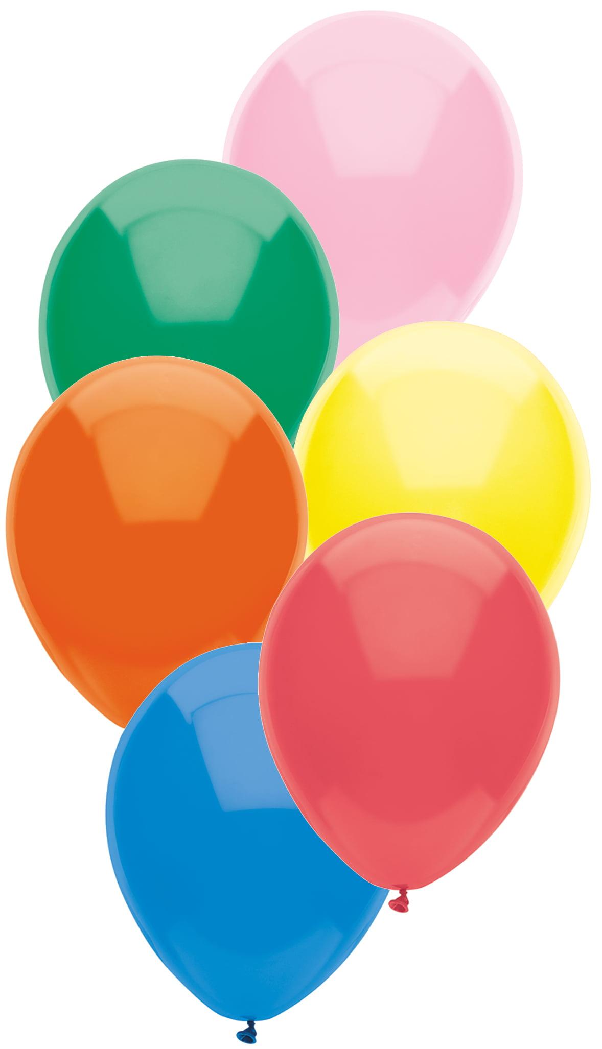 Multicolored 43 Betallic Foil Balloon 85903 ZEBRA