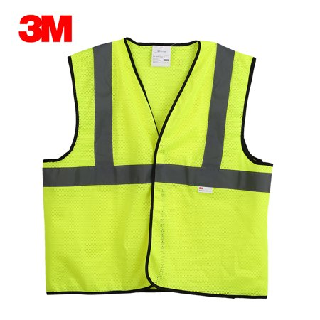 V10M0 High Visibility Reflective Vest Working Clothes Safety Waistcoat Motorcycle Cycling Warning Day Night (Used Bowling Pro Shop Equipment For Sale)