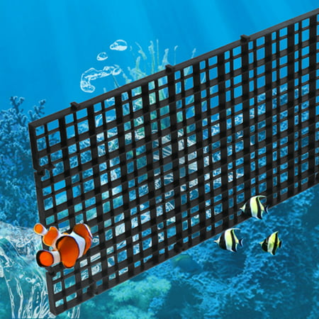 Holiday Clearance Isolation Board Divider Filter Aquarium Net Egg Net Crate Separate Board for Fish Tank