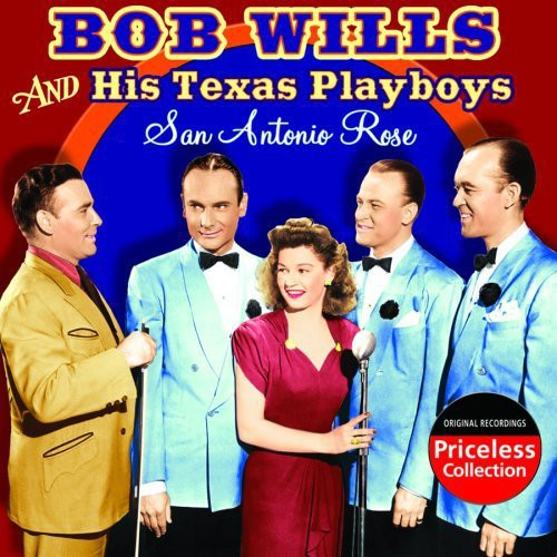 Bob Wills - San Antonio Rose [CD]