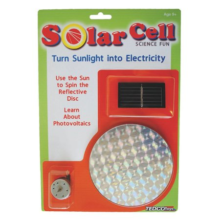 Solar Science Kit ~ Sun DancerInformation sheet with science project ideas By TEDCO