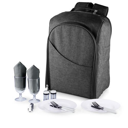 Picnic Time 15 Piece PT-Colorado Picnic Backpack Set