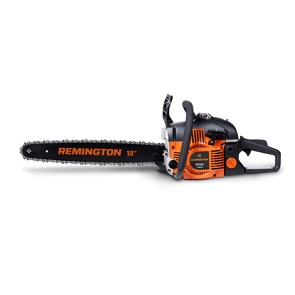 Remington RM4618 Outlaw 46cc 2-Cycle 18-Inch Gas Chainsaw by MTD Products, Inc