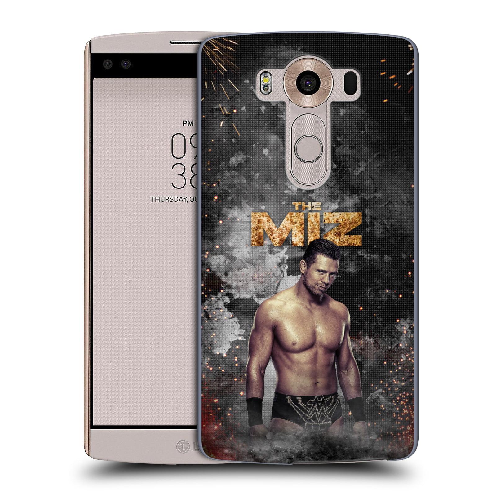 OFFICIAL WWE THE MIZ HARD BACK CASE FOR LG PHONES 1
