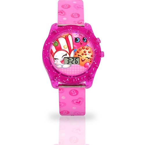 Shopkins Rotating Flash Dial Watch