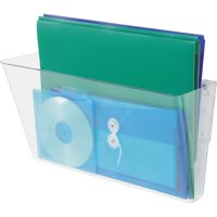 Deflecto, Stackable DocuPocket, 1 / Each, Clear