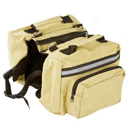 Adjustable Dog Backpack for 22-28