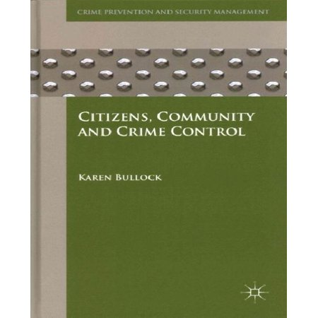 Citizens  Community And Crime Control