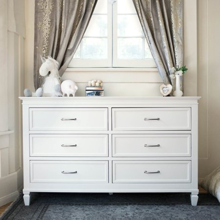 Million Dollar Baby Classic Darlington 6 Drawer Dresser ()