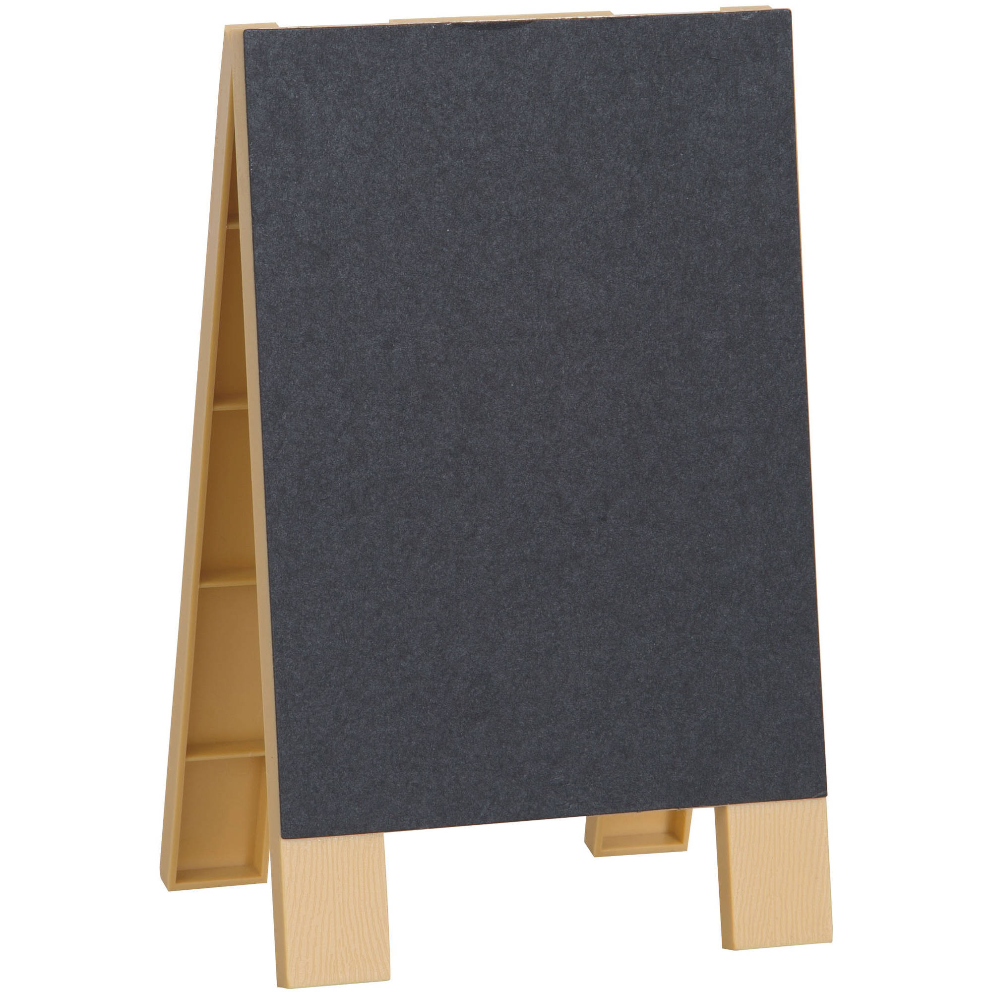 "6.5"" Mini Chalkboard Easel Sign by Unique Industries"