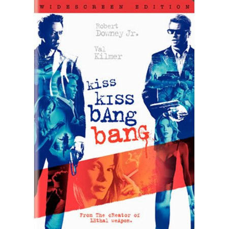 Kiss Kiss, Bang Bang (DVD)