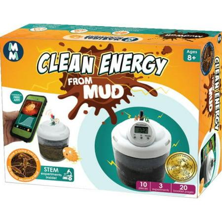 Mudwatt  Clean Energy From Mud