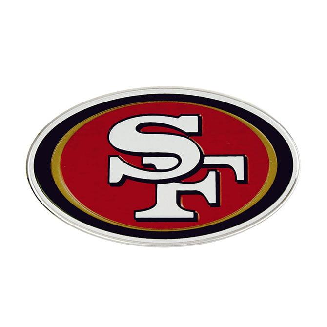 NFL San Francisco 49ers Colored Emblem