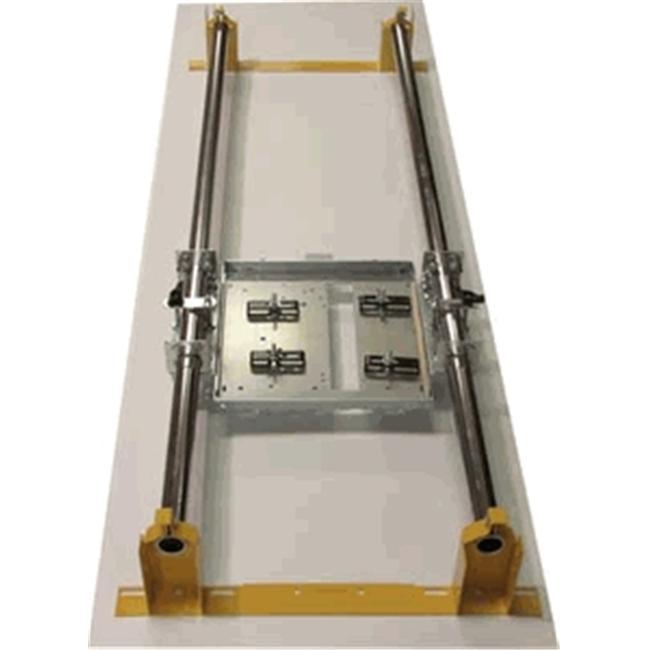 Sawtrax Mfg 52KT Panel Saw Kit- 52 inch cross cut capacity