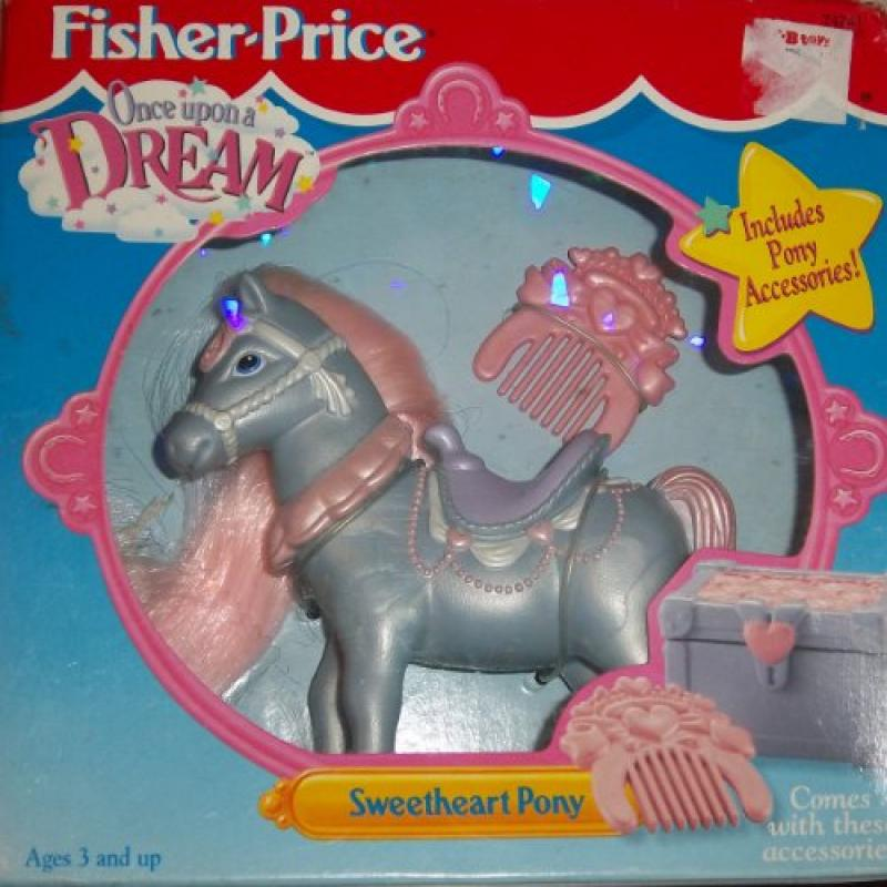Fisher-Price Once Upon a Dream - Sweetheart Pony (1995)
