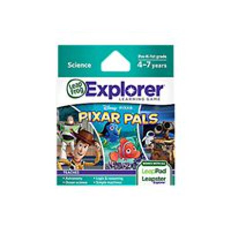 LeapFrog Explorer & LeapPad Learning Game: Disney-Pixar Pixar Pals