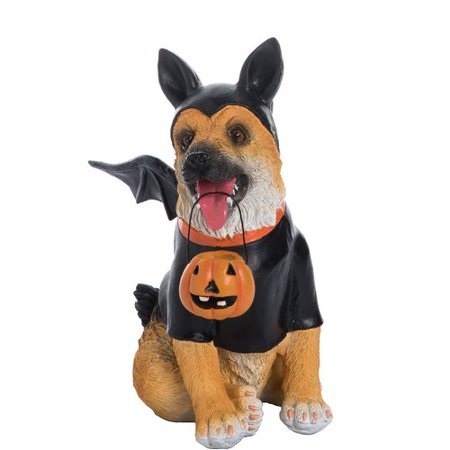 The Holiday Aisle Ralph Resin Halloween Dog Figurine
