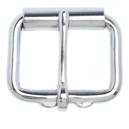 Weaver Leather  999 1 1/4 Buckle Stainless (Cut Steel Buckle)