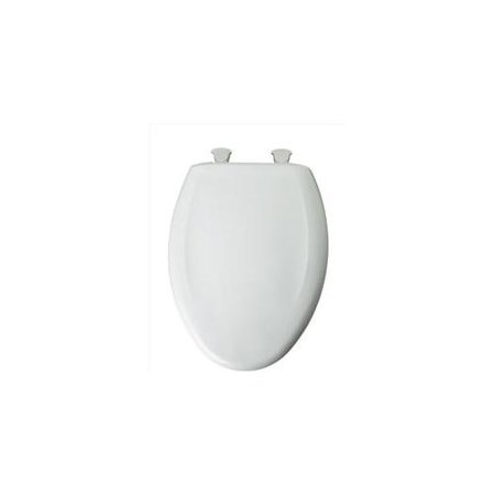 Magnificent Church 380Slowt Plastic Elongated Slow Close Toilet Seat Available In Various Colors Ncnpc Chair Design For Home Ncnpcorg