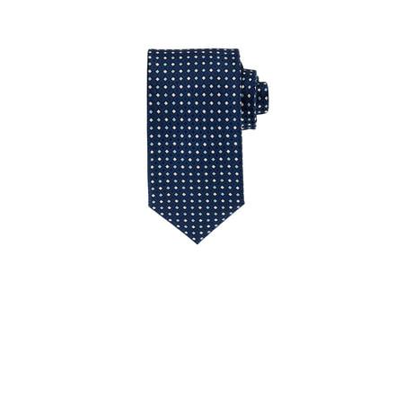 Neat Necktie (Navy Neat Men's Haines & Bonner)