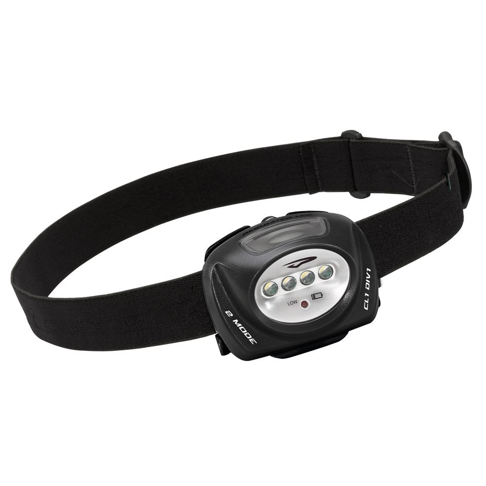 Princeton Tec 9618398 Quad® Ii 78 Lumen Intrinsically Safe Headlamp