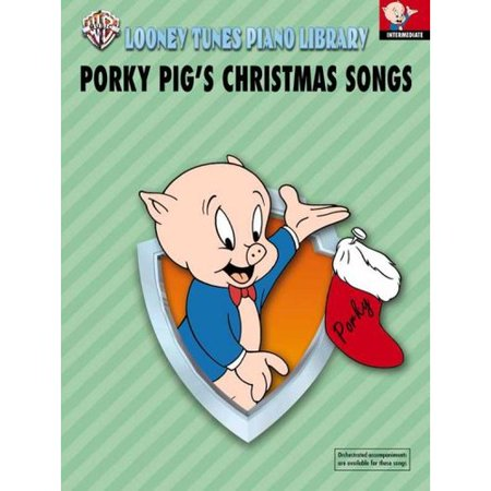 Porky Pig's Christmas Songs Book Only
